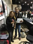 Thanks for the autograph, Rika!