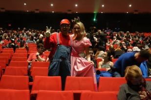 It's-a them: Mario and Peach