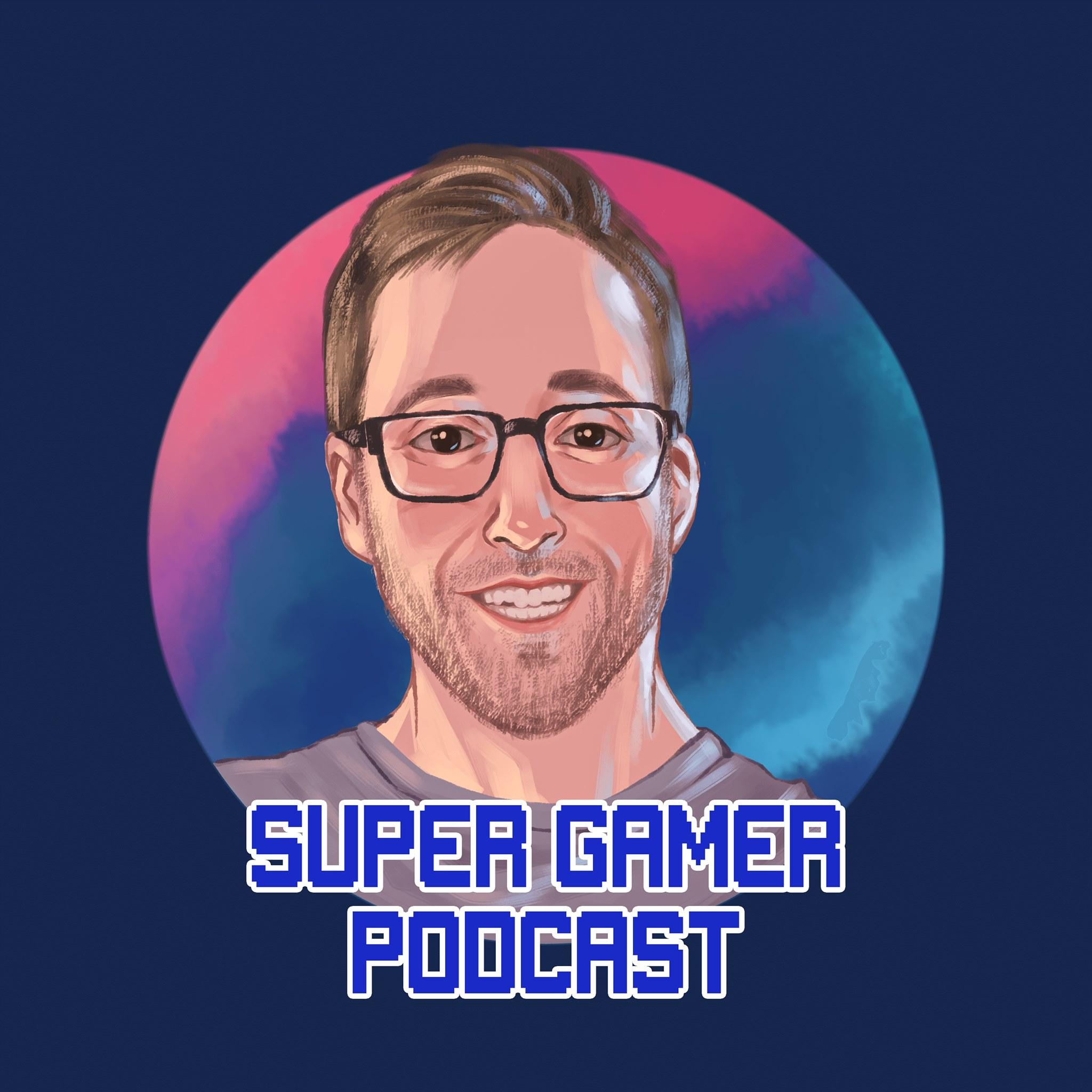Super Gamer Logo